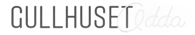 Gullhuset Odda logo